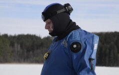 Pirmasis dokumentinis filmas apie Lietuvos ežerų gelmes – greitai kino ekranuose