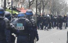 Riaušės Paryžiuje