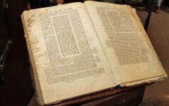 Briuselyje pristatytas Lietuvos ir Lenkijos žydų bendruomenės paveldas