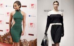 Suknelės, kurios lieknina 4 skirtingi variantai!