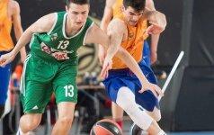 """""""Žalgirio"""" talentas – NBA rengiamoje krepšinio stovykloje"""