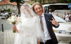 Roberto Semeniuko ir  Editos Matulevičiūtės vestuvės