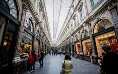 Ar Briuselis pelnytai vadinamas Europos sostine?