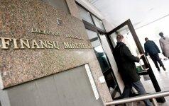 Finansų ministerija išpirko dalį brangios skolos