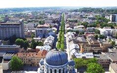 Paskelbtas naujas likusios Kauno Laisvės alėjos dalies rekonstrukcijos darbų konkursas