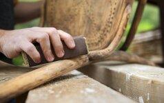 7 patarimai ketinantiems atnaujinti baldus