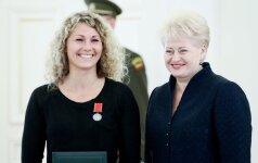 Sportininkų pergalės įkvepia vienybei ir pasididžiavimui Lietuva