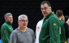 Lietuvai – gera žinia iš FIBA stovyklos