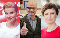 Lietuvos įtakingiausieji 2016: žiniasklaidos atstovai