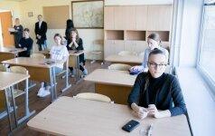 Naujas valdžios sumanymas mokiniams – papildomos pasirenkamos pamokos