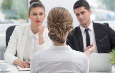 Kaip pasiruošti darbo pokalbiui?