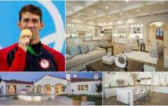 Michaelo Phelpso namai Arizonoje