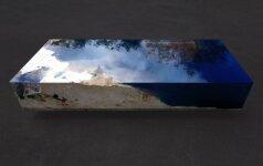 Darau pats: stalas, kuriame susilieja jūra ir dangus