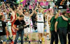 FIBA raminasi: sankcijos šiuo metu negresia niekam