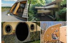6 keisčiausi namai, kuriuose įmanoma gyventi