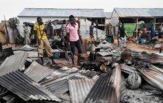 """Nigerijoje įtariami """"Boko Haram"""" kovotojai nužudė 10 žmonių"""