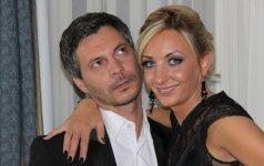 Susižadėjo viena žinomiausių televizijos porų – gelbėtoja G. Stiklickienė ir dešimt metų vyresnis prodiuseris