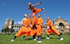 Šaolino vienuolio patarimai, kaip išlikti amžinai jaunu