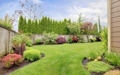 """""""Garden Style"""": kelios gudrybės, kad kiemas atrodytų prabangus ir estetiškas"""