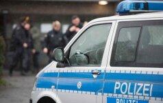 Frankfurte nudurtas lietuvis – įtariamas pabėgėlis iš Šiaurės Korėjos