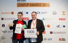 """""""Startup Lithuania"""" įvardytas kaip sektinas ekosistemos skatinimo pavyzdys"""