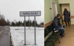 Kaimo gydytojai netenka pacientų