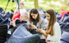 Ištyrė interneto vartotojų įpročius: du aktyvumo laikai
