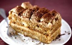Pamirškite apie TIRAMISU – šis desertas yra 1000 kartų geriau!