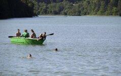 Galimybė išsinuomoti ežerą ar upės atkarpą - už 1 litą