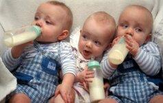 Širdį draskanti drama: feisbuke ieško kadaise prarastų trynukų