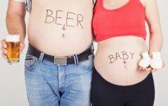 Nėščiųjų ir jų vyrų paslaptys internete: kas iš tiesų juos domina?