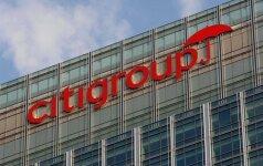 """Vokietijos dienraštis: Frankfurtas – favoritas tapti nauju """"Citi"""" banko centru"""