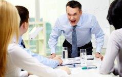 Kaip destruktyvus bosas kenkia jūsų psichinei sveikatai