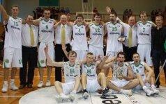 Septynerių rungtynių finalo serija – tik antrą kartą NKL istorijoje
