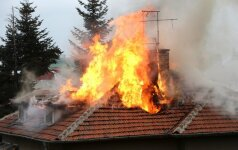 600 gaisrų: kodėl svarbu valyti kaminą ir kaip tai geriausiai padaryti