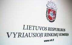 Užsienyje gyvenantys piliečiai vangiai registruojasi Seimo rinkimams
