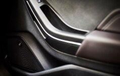 Naujoje Ford Fiesta montuojama Bang&Olufsen Play aparatūra