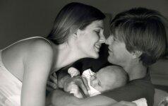 Kada ir kaip mylėtis, jei migdote vaiką savo miegamajame