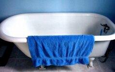 Senos vonios atnaujinimas: 5 galimybės