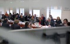 Trišalė taryba imasi spręsti ginčytinus Darbo kodekso klausimus