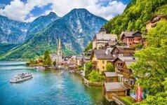 Kuri vieta yra pati gražiausia Europoje?