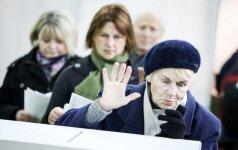Prieš šiuos Seimo rinkimus gyventojai optimistiškesni dėl demokratijos veikimo