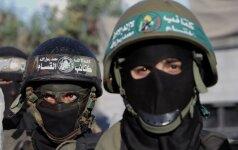 """""""Hamas"""" išlieka juodajame teroristų sąraše"""