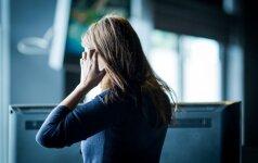 Psichoterapeutas: nerimą galime ir paveldėti