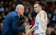 Ant LKL trenerių pyktelėjęs K. Babkauskas: jie manęs neįvertindavo