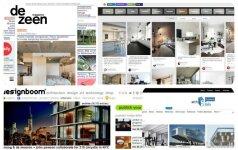 5 interneto svetainės ieškantiems idėjų namams