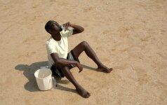 Trečiasis pasaulinis karas kils dėl vandens?