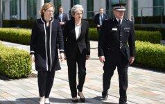 Jungtinėje Karalystėje terorizmo grėsmės lygis padidintas iki kritinio