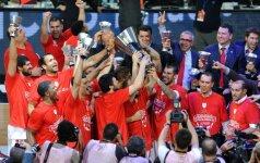 2017 metų Eurolygos finalo ketvertas vyks Stambule