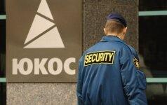 """Rusijos konstitucinis teismas leido nepaisyti EŽTT sprendimo dėl """"Jukos"""""""